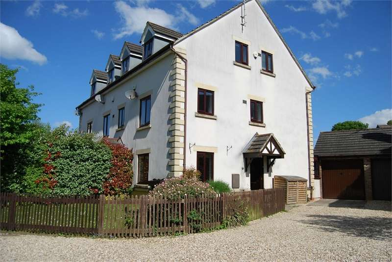 4 Bedrooms End Of Terrace House for sale in Court View, Stonehouse, Gloucestershire