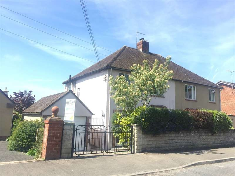 3 Bedrooms Semi Detached House for sale in St Cyrils Rd, Stonehouse
