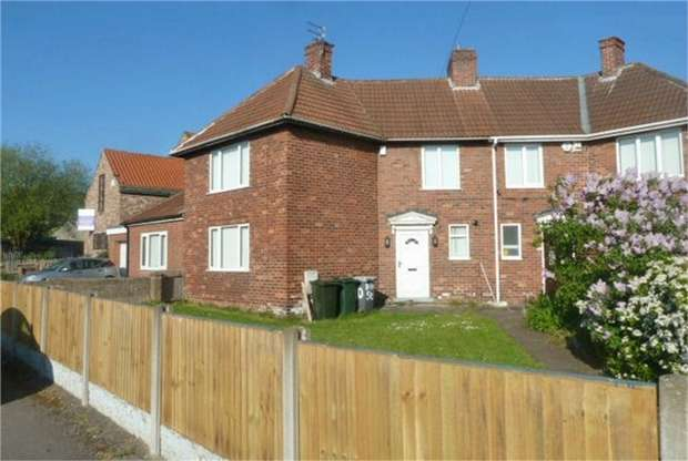 3 Bedrooms Semi Detached House for sale in Briton Street, Thurnscoe, Rotherham, South Yorkshire