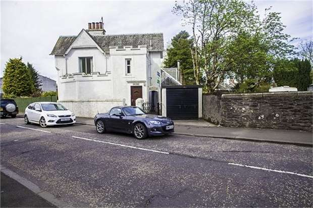 1 Bedroom Flat for sale in Ferntower Road, Crieff, Perth and Kinross