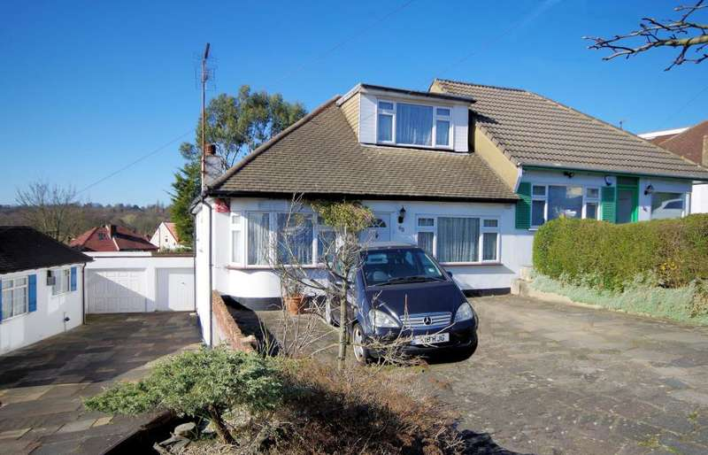 3 Bedrooms Semi Detached House for sale in Bittacy Rise, Mill Hill NW7