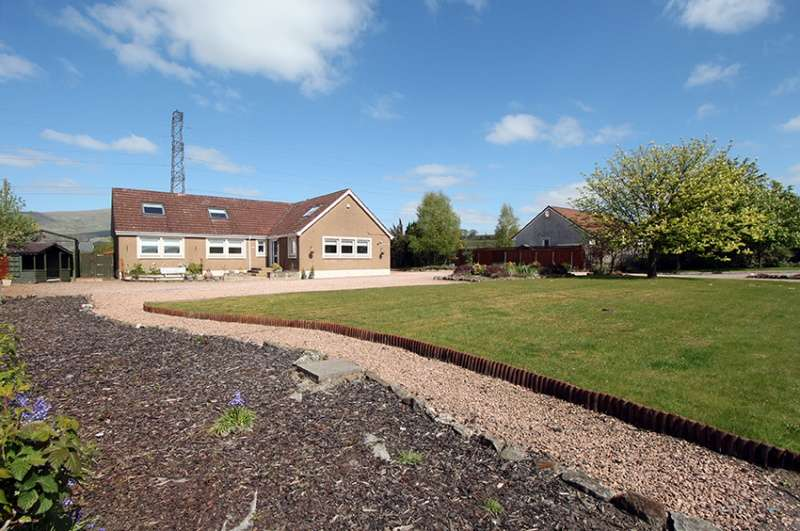 7 Bedrooms Detached House for sale in Main Street, Blairingone, Dollar, Clackmannanshire, FK14 7NU