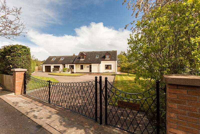4 Bedrooms Detached House for sale in Milton Lane, Finavon, Forfar, Angus, DD8 3RH