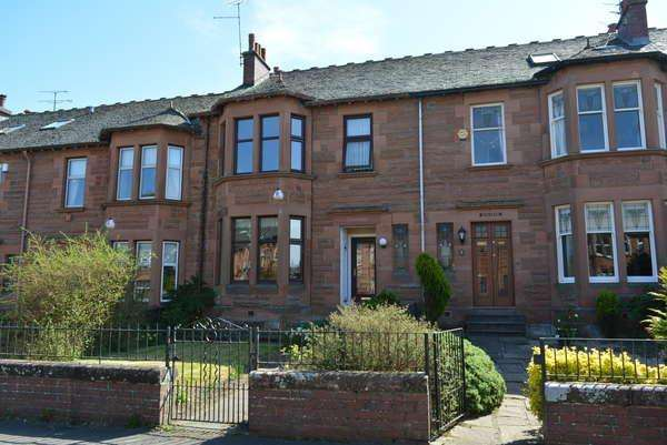 4 Bedrooms Terraced House for sale in 64 First Avenue, Netherlee, Glasgow, G44 3UB