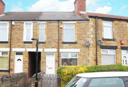 2 Bedrooms Terraced House for sale in Richmond Road, Sheffield, South Yorkshire