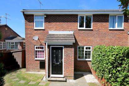 2 Bedrooms Flat for sale in Fleming Way, Flanderwell, Rotherham, South Yorkshire