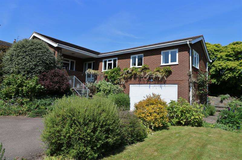 4 Bedrooms Detached Bungalow for sale in Goodrich, Ross-On-Wye