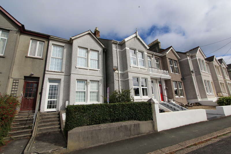 2 Bedrooms Terraced House for sale in North Road, Torpoint