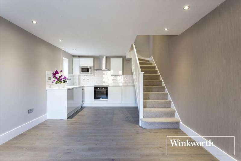 1 Bedroom End Of Terrace House for sale in Redwood Way, Barnet, Hertfordshire, EN5