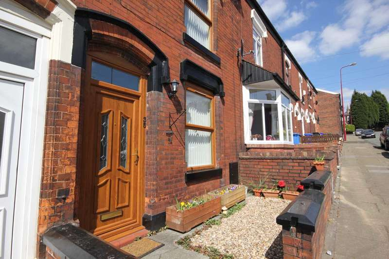2 Bedrooms Terraced House for sale in Chapel Street, Dukinfield