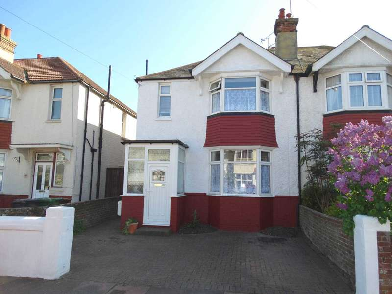 3 Bedrooms Semi Detached House for sale in Woodgate Road, Eastbourne