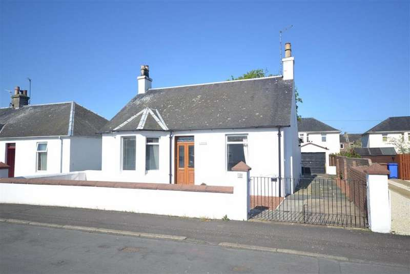 2 Bedrooms Detached Bungalow for sale in 27 Springbank Road, Ayr, KA8 9BP