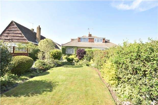 3 Bedrooms Semi Detached Bungalow for sale in Court Farm Road, L/Green, BS30 9AA