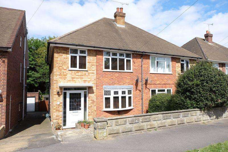 3 Bedrooms Semi Detached House for sale in Eden Road, Bexley