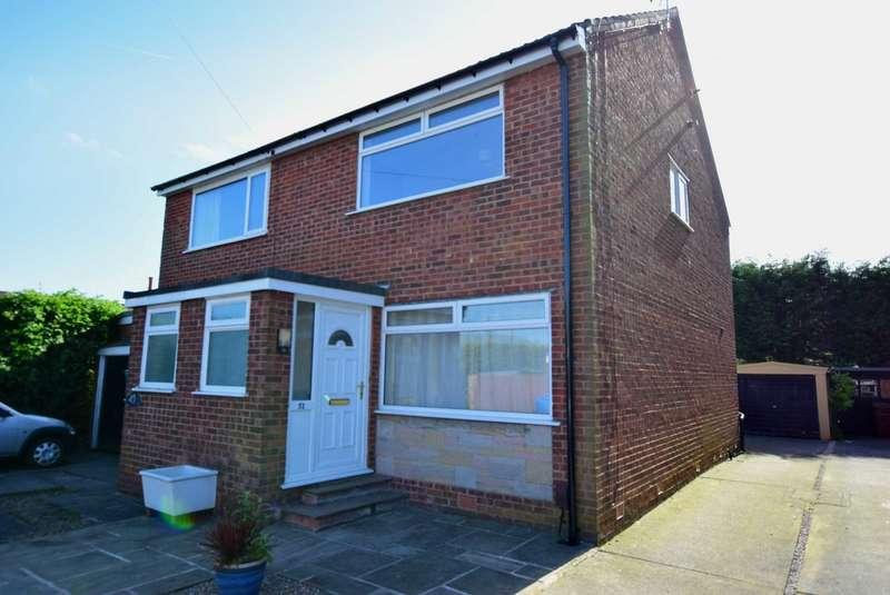2 Bedrooms Semi Detached House for sale in Wades Croft, freckleton