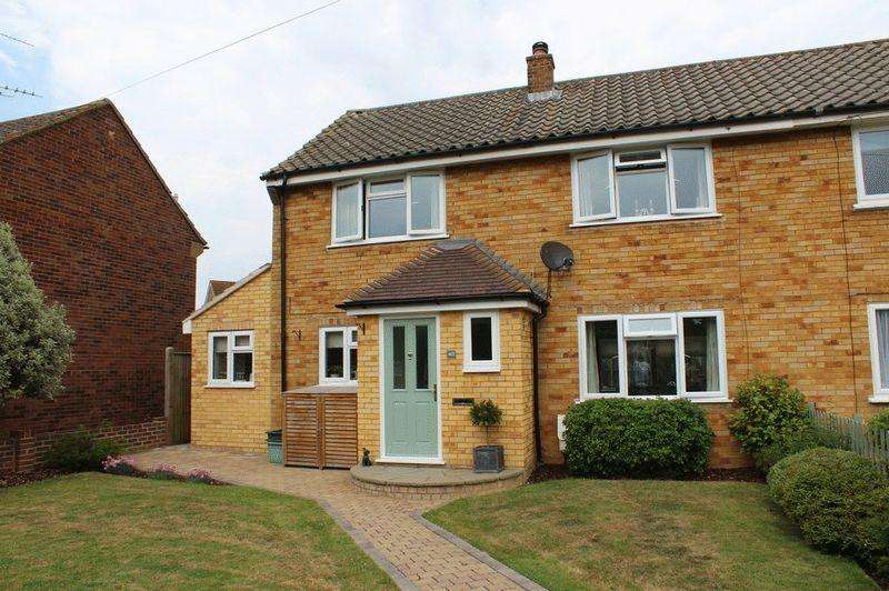 3 Bedrooms Semi Detached House for sale in Five Oak Green