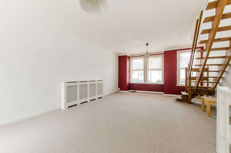 3 Bedrooms Flat for sale in Boundary Road, Colliers Wood, SW19