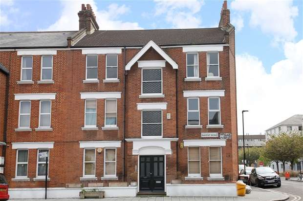 2 Bedrooms Flat for sale in Bavent Road, Camberwell