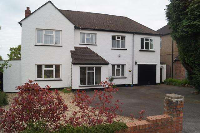 4 Bedrooms House for sale in Towy Road, Llanishen, Llanishen, Cardiff CF14