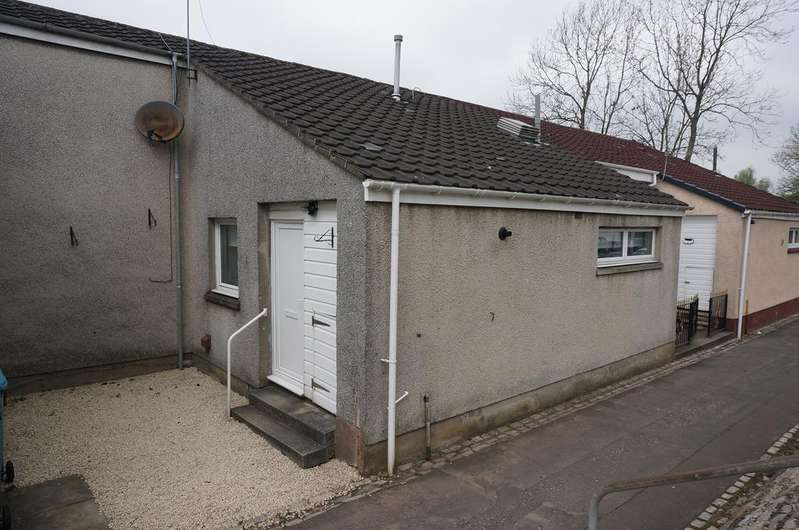 3 Bedrooms Terraced House for sale in Westray Court, Ravenswood, Cumbernauld G67