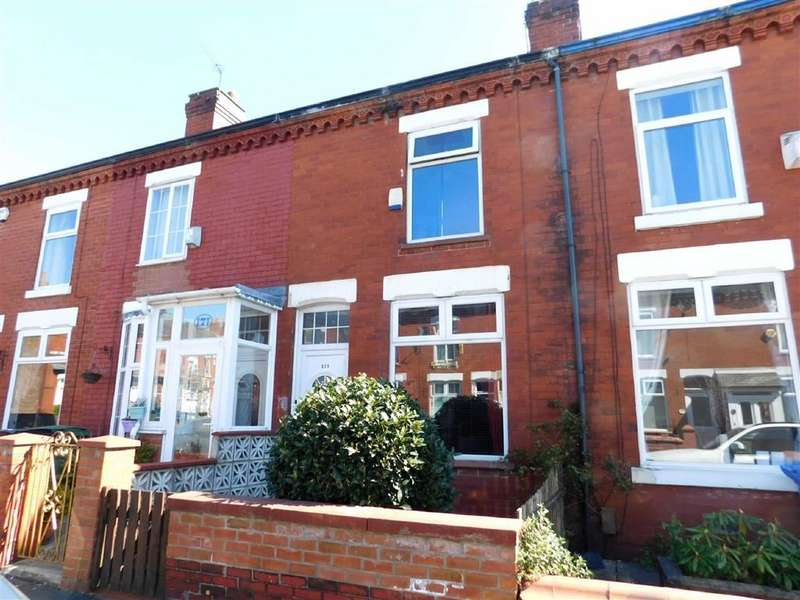 2 Bedrooms Property for sale in Chatham Street, Edgeley, Stockport