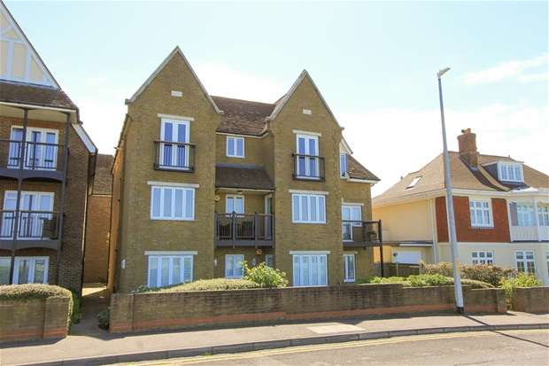 2 Bedrooms Flat for sale in 7 Marine Parade, Tankerton, Whitstable