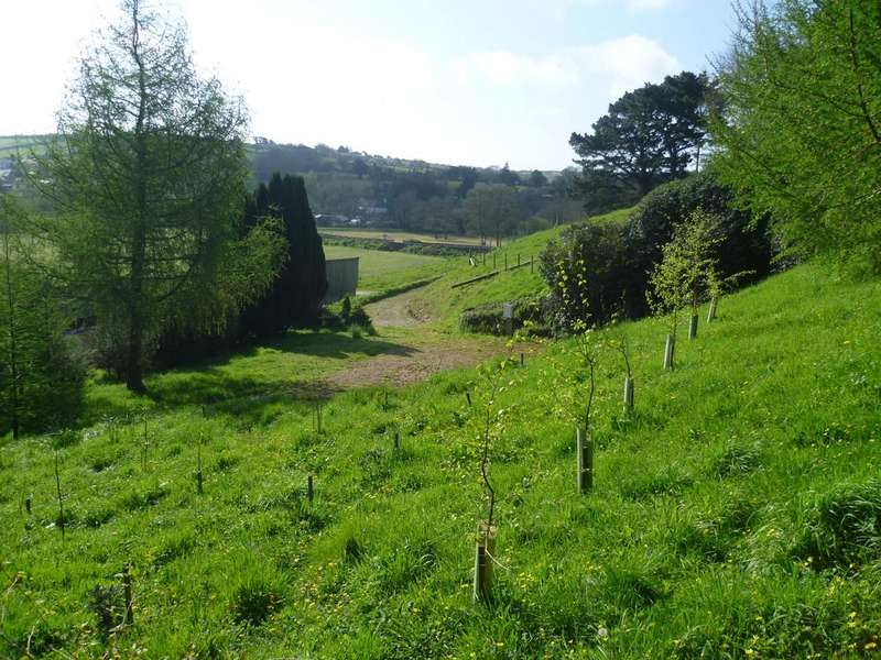 4 Bedrooms Plot Commercial for sale in Individual Building Plot at Rosehill, Tregony, Truro TR2