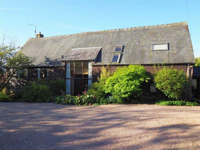 5 Bedrooms Barn Conversion Character Property for sale in Maypole, Monmouth