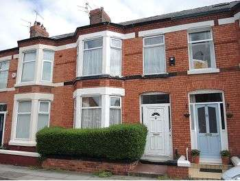 3 Bedrooms Terraced House for sale in Bundoran Road, Aigburth, Liverpool