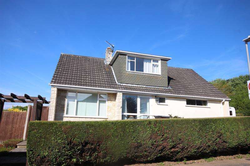 4 Bedrooms Chalet House for sale in Lewesdon Drive, Broadstone
