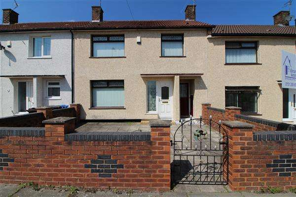 3 Bedrooms Terraced House for sale in Brook Hey Walk, Kirkby