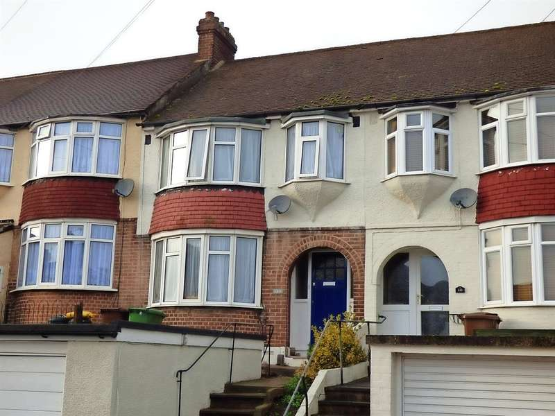 3 Bedrooms Terraced House for sale in Jersey Road, Rochester