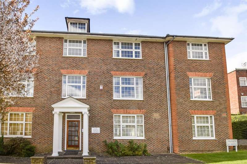 2 Bedrooms Apartment Flat for sale in Greenhill Court, 1 Dene Road, Northwood