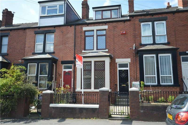 4 Bedrooms Terraced House for sale in Tempest Road, Leeds