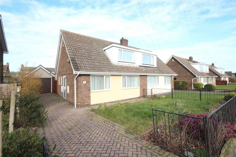 3 Bedrooms Semi Detached House for sale in Nelson Way, Grimsby, DN34