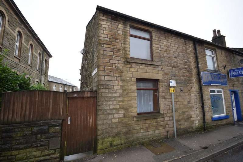 2 Bedrooms End Of Terrace House for sale in Chapel Cottage, Whitworth