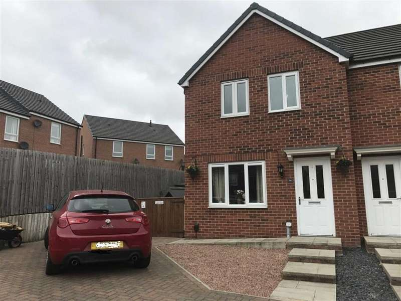 3 Bedrooms Semi Detached House for sale in Pottery Wharf, Stockton-on-tees, Cleveland