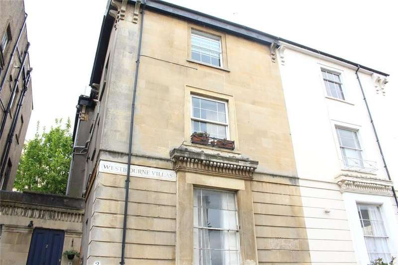 2 Bedrooms Apartment Flat for sale in Westbourne Villas, Westbourne Place, Bristol, Somerset, BS8