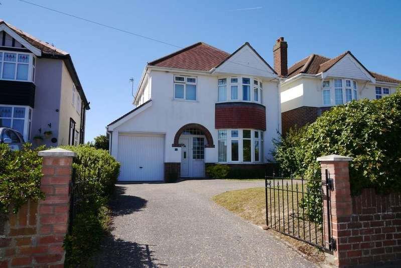 3 Bedrooms Detached House for sale in London Road, Pakefield, Lowestoft
