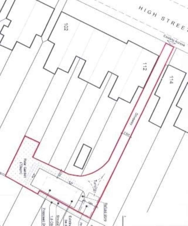 Land Commercial for sale in High Street, Shoeburyness, Southend-on-Sea, Essex, SS3 9AS