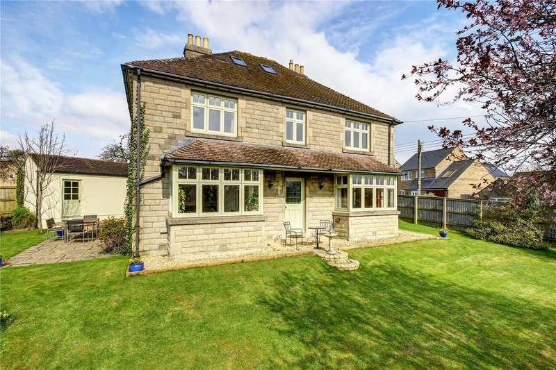 5 Bedrooms Detached House for sale in Bremilham Road, Malmesbury, Wiltshire, SN16
