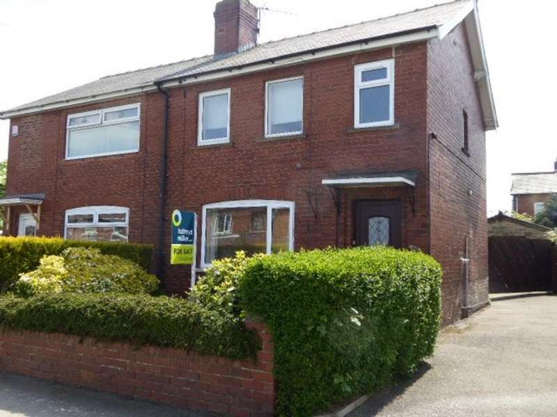 3 Bedrooms Semi Detached House for sale in Brandy Carr Road, Kirkhamgate, WAKEFIELD, West Yorkshire