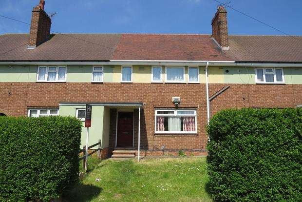 3 Bedrooms Terraced House for sale in Kingsland Avenue, Northampton, NN2