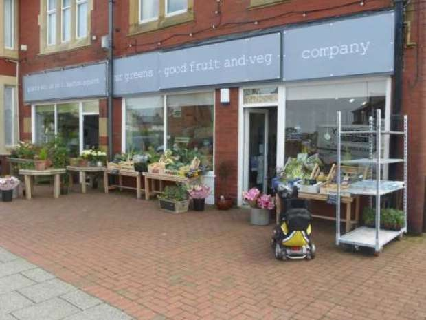 Property for sale in Barton Square Knott End On Sea Wyre