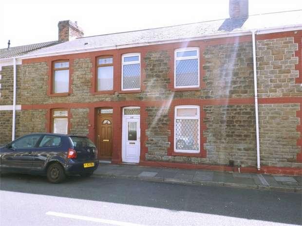 3 Bedrooms Terraced House for sale in Gwendoline Street, Aberavon, Port Talbot, West Glamorgan