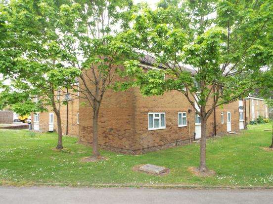 2 Bedrooms Maisonette Flat for sale in Bracknell, Berkshire