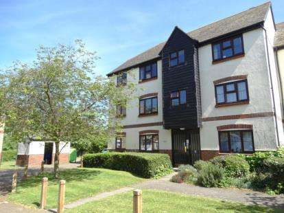 2 Bedrooms Flat for sale in Witham