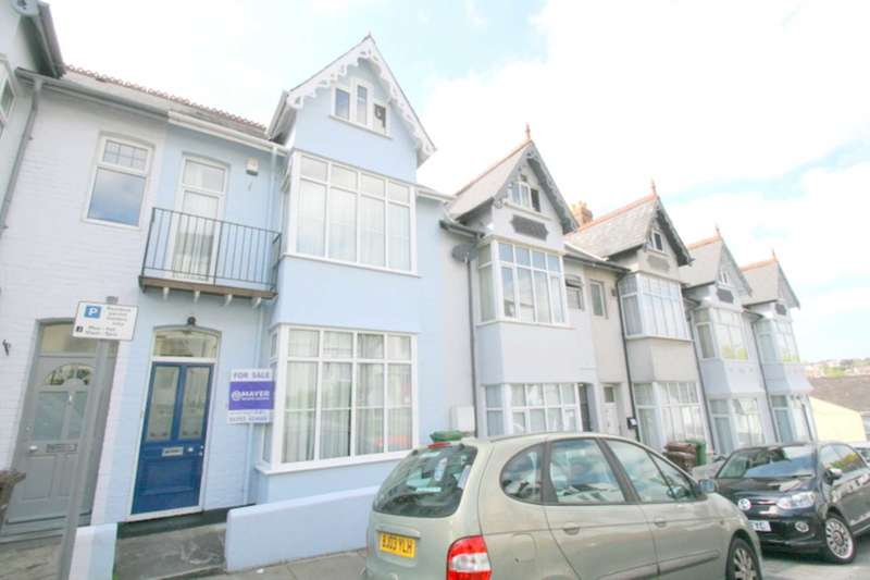 3 Bedrooms Terraced House for sale in Rochester Road, Plymouth