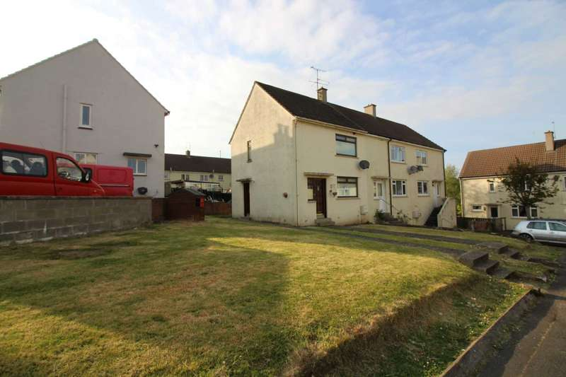 2 Bedrooms Semi Detached House for sale in Hicks Avenue, Maybole