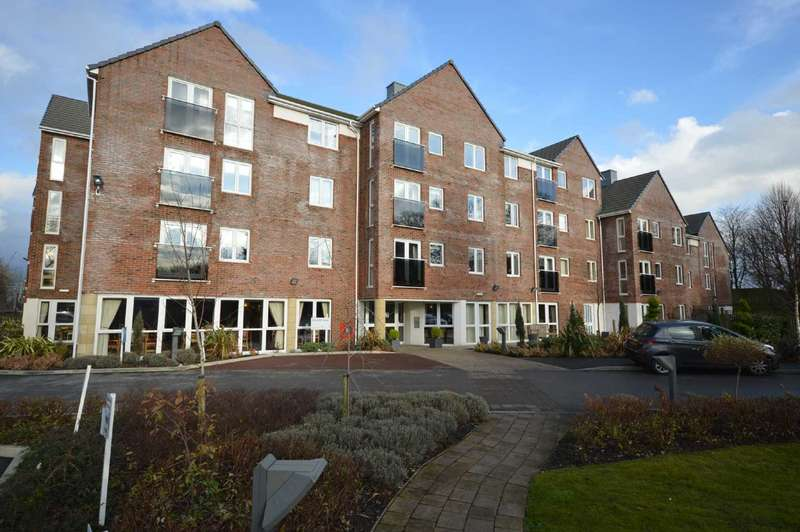 1 Bedroom Apartment Flat for sale in Off Station Road, Cheadle Hulme